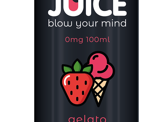 Future Juice - Gelato 100ml 0MG