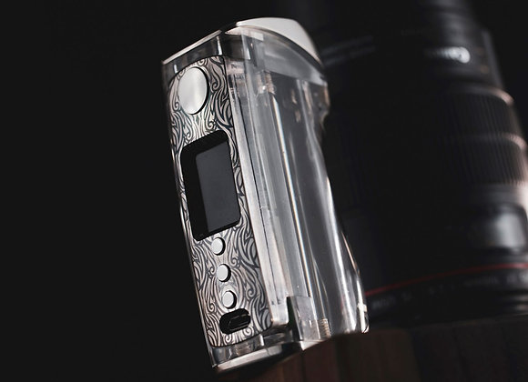 VICIOUS ANT - MARQUIS DNA 75C CLEAR TI 18650