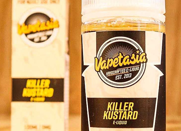 VAPETASIA - KILLER CUSTARD USA 100ML