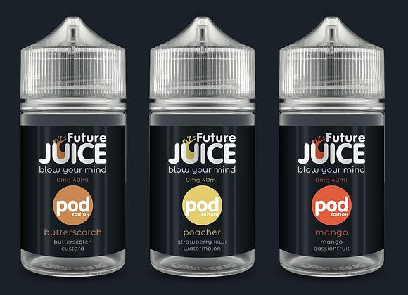 Future Juice POD EDITION
