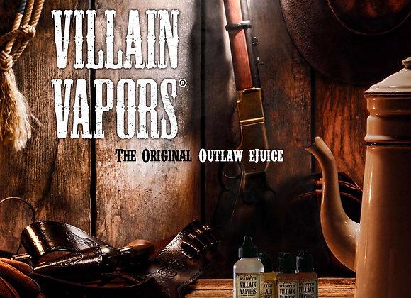 Villian Vapours - Dillinger 120ml 0mg