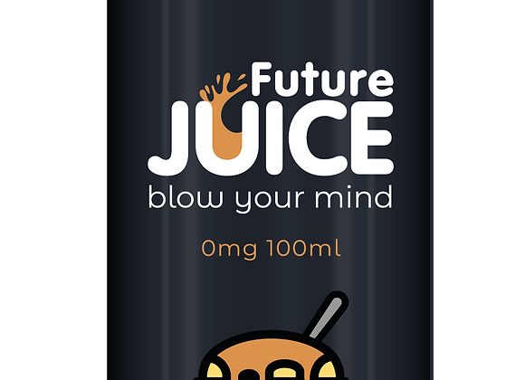 Future Juice - Butterscotch Custard 100ML 0MG