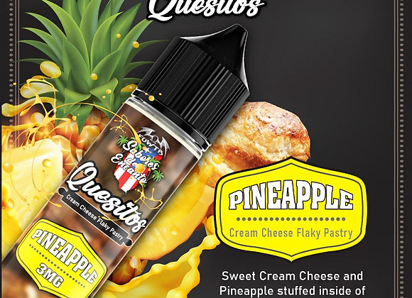 FOWTB - Quesitos Pineapple 100ml 0mg