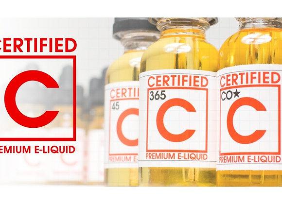 365 Custard by Certified 60ml