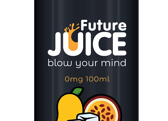 Future Juice - Mango Ice 100ML 0MG