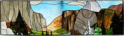 Stain Glass Yosemite 1