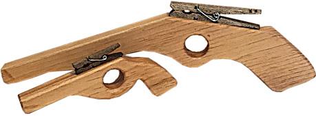 rubber band guns