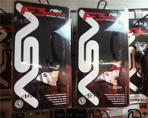 ASV Levers In Stock