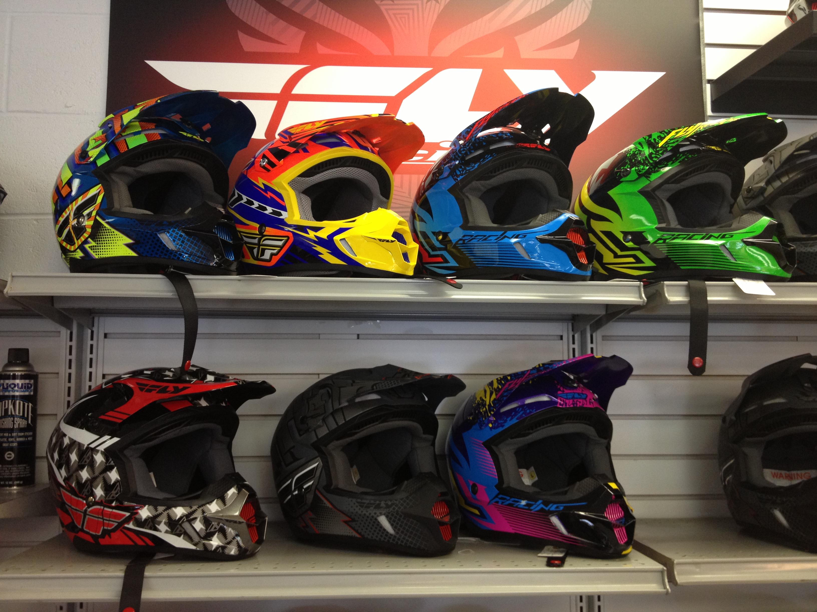 Fly Helmets
