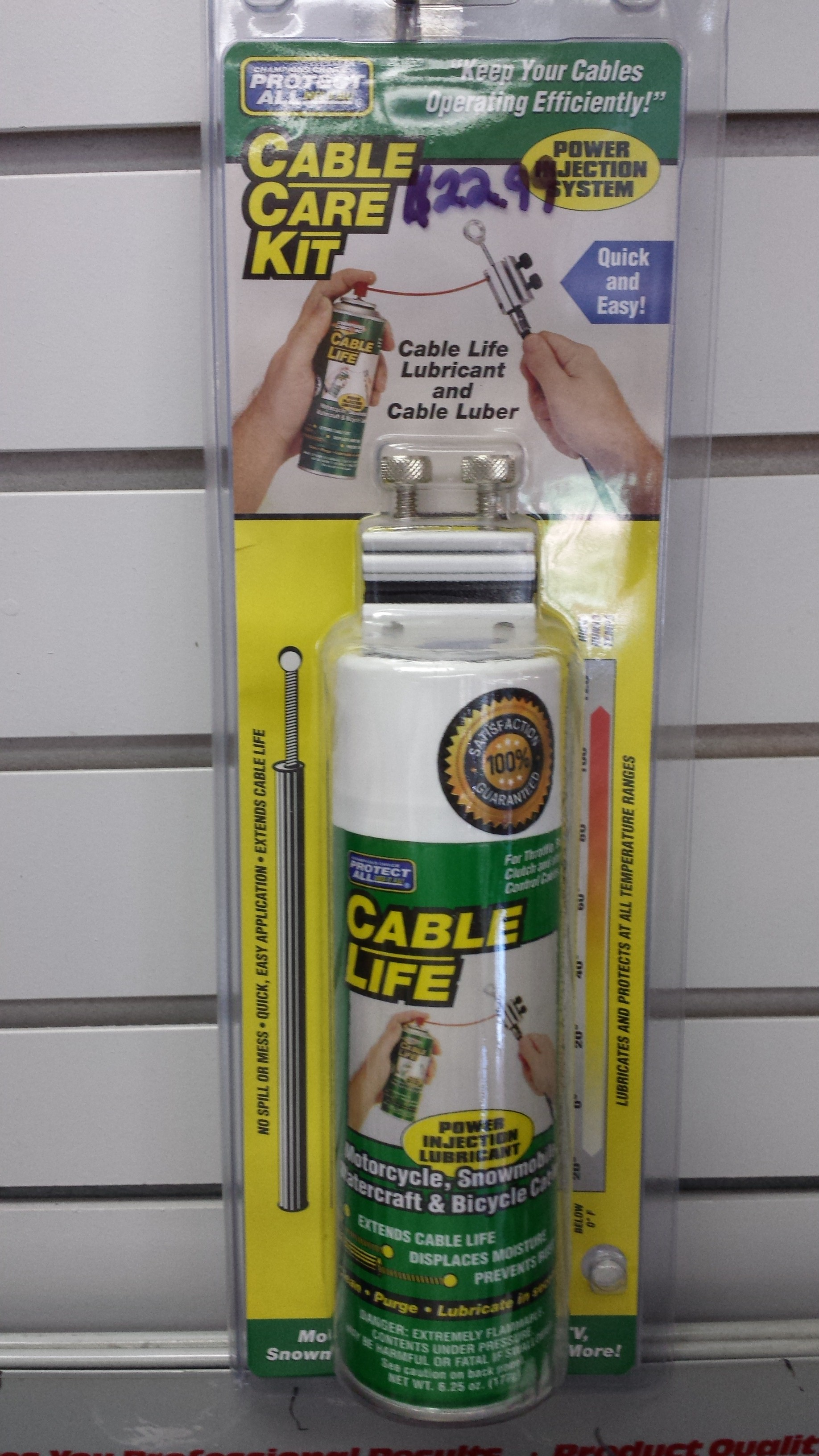 Cable Life Kit