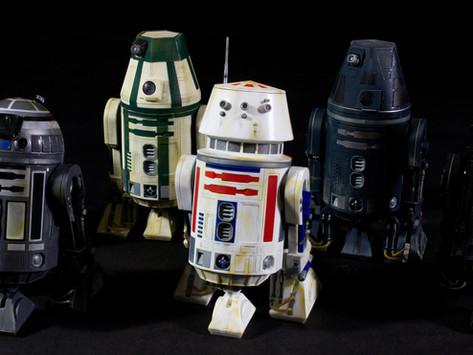 Star Wars DROID galleries