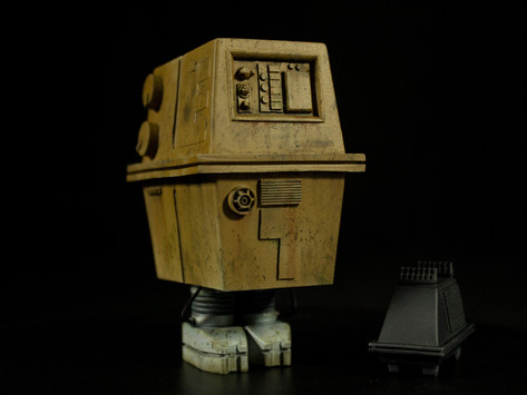 Gonk and Mouse Droid