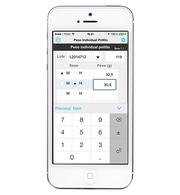 FileMaker App iPhone