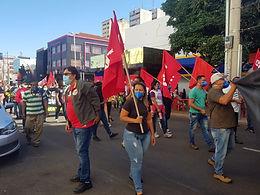 Aduems participa de atos contra Bolsonaro em MS