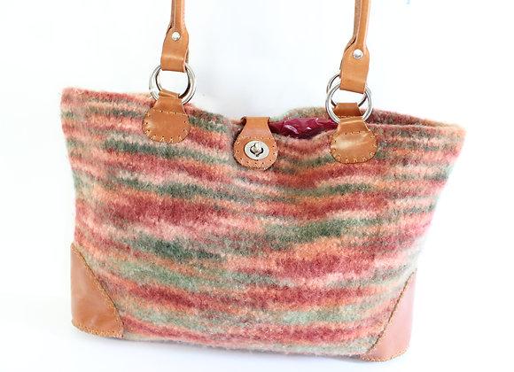 Green Sparkle Bag - Pattern