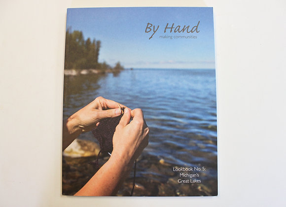 By Hand Serial Issue #5