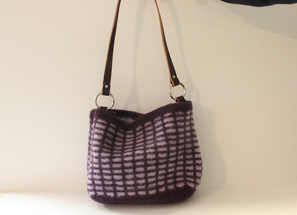 Windowpane Bag - Pattern
