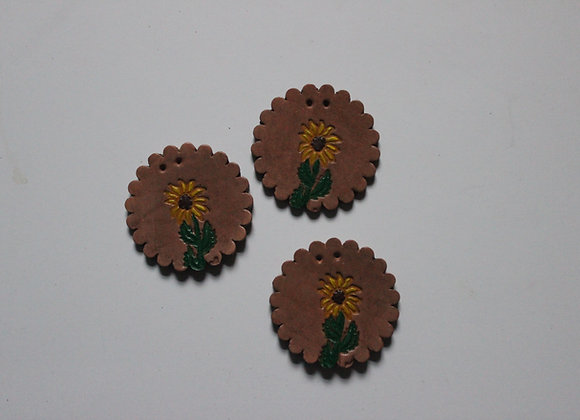 Sunflower Tie-On's