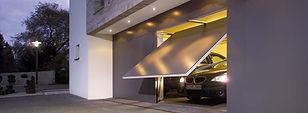 Porte de garage basculante hormann à Nice installée par FMS