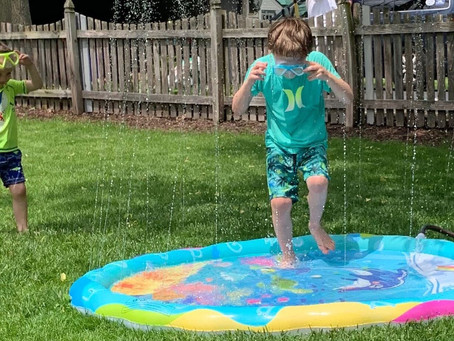 Keeping your children busy this summer