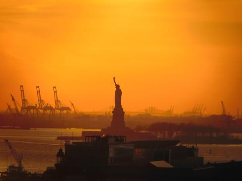 Liberty lady from Brooklyn, NY