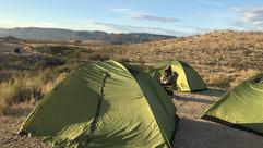 Camping, Terlingua, TX