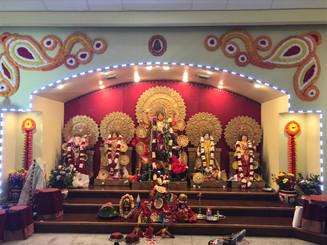 Durga Bari, Houston