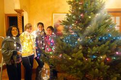 Christmas at Valrideau