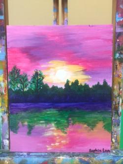 Sophia's sunset