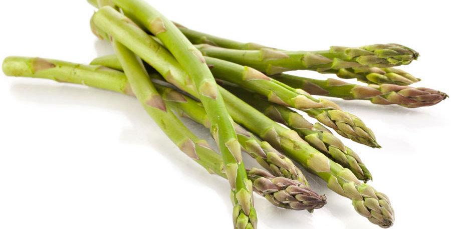 Asparagi verdi freschi EXTRA al mazzo gr 500