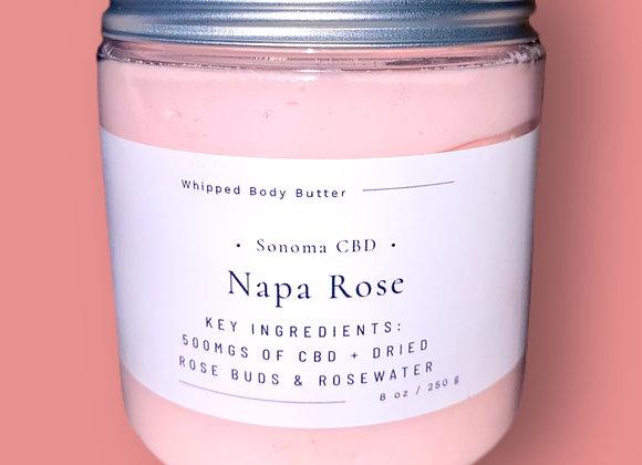 Napa Rose Body Butter