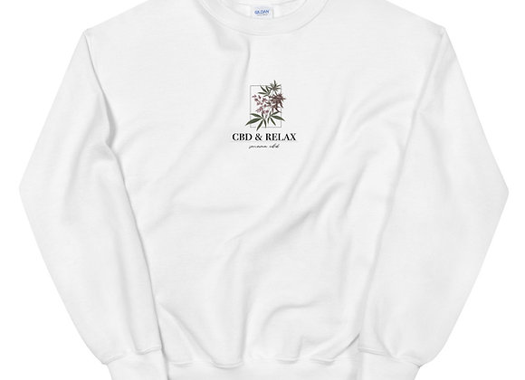 CBD & Relax Sweatshirt
