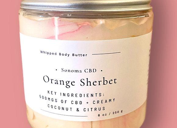 Orange Sherbet Body Butter