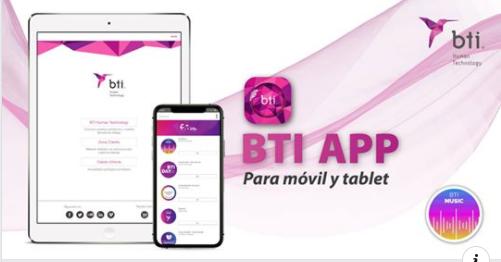 Entdecken Sie die neue BTI-App für mobile Geräte