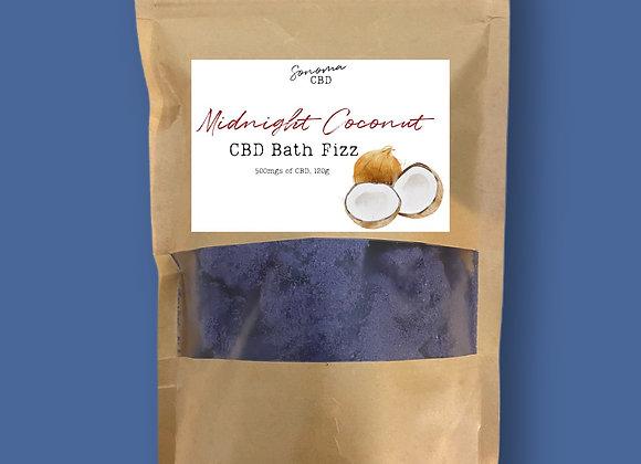 Midnight Coconut Bath Fizz