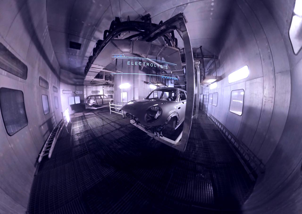 BMW: A MINI Paintshop Adventure
