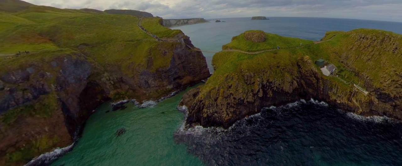 Tourism NI: Embrace a Giant Spirit