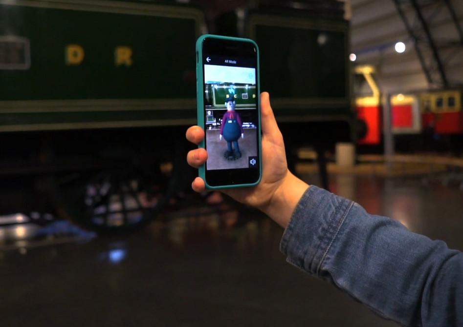 Museum Team: Investigates Transport