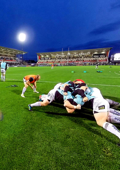 Ulster Rugby: Matchday Experience