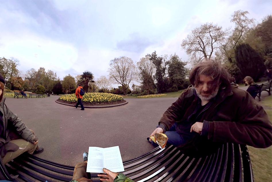 Park Bench Tales