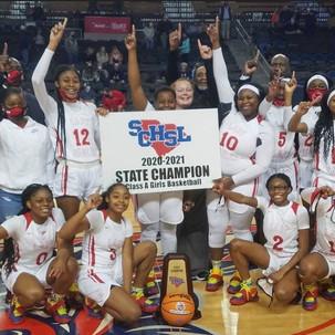 South Carolina Class A State Champions | 2020-21