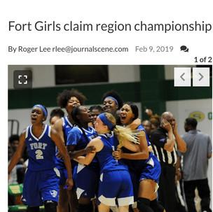 Making History | Fort Dorchester Girls Basketball