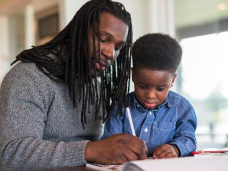 BLACK FATHERS MATTER.