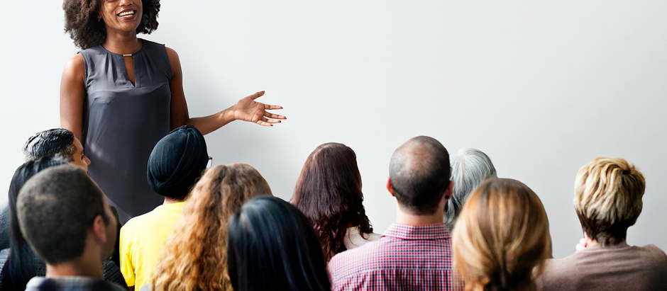 How public speaking grows your personal brand