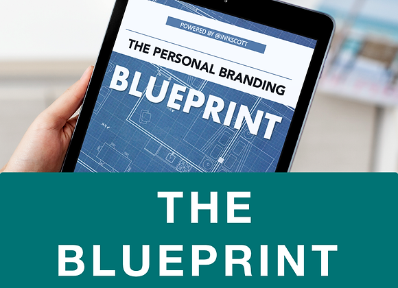 [EBOOK] The Personal Branding BLUEPRINT