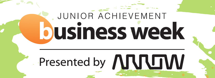 BOOKED! Junior Achievement Business Week