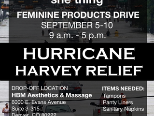 CALL TO ACTION: Hurricane Harvey Relief