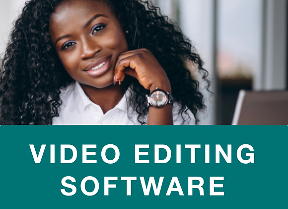 [TRAINING] Video Editing Software
