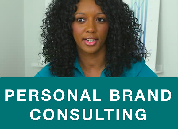 Personal Brand Consulting [HOURLY]