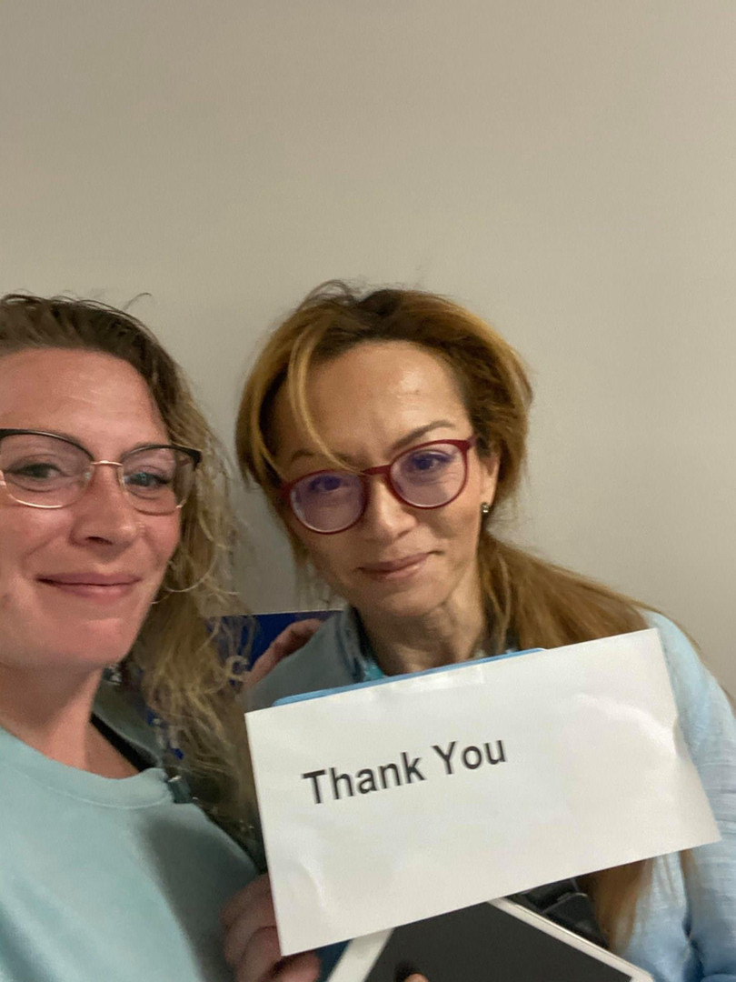 """We donated 10 iPads to the Yale Pediatrics Diabetes Research Center to provide low-income patients in need. Dr. Cengiz and her staff were grateful for the donations!  A quote from the practice: """"Thank you for implementing and conducting this much needed project during the COVID-19 crisis."""""""